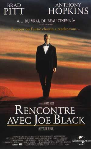 Rencontre avec joe black dvdrip french