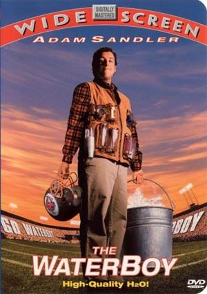DVD Le porteur d'eau - Comdie Adam Sandler